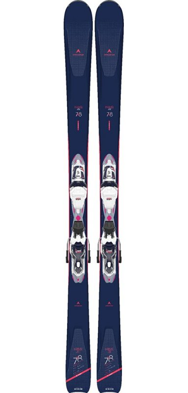 DYNASTAR Intense 4x4 78 Sk7 + fix Xpress 11 Gw White Dark Blue /2020
